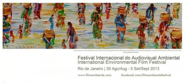 festival environnemental de Rio 2013